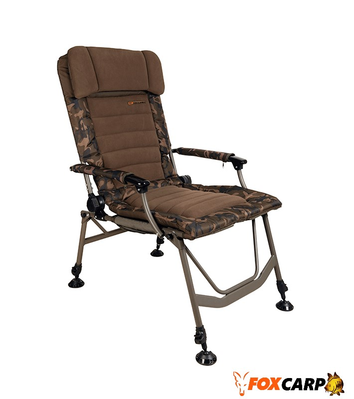 a FOX Super Deluxe Recliner Chair