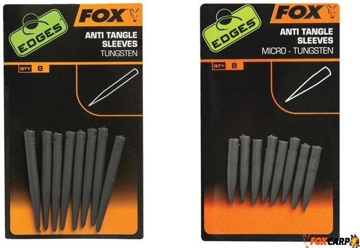 Fox Edges Tungsten Anti-tangle Sleeve утяжеленные oтбойники