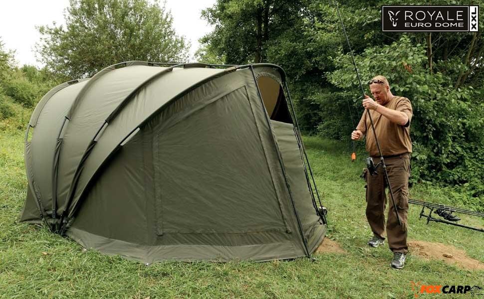 Fox палатка Royale XXL Euro