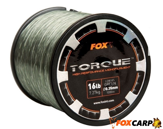 Fox Леска карповая Torque Line Green