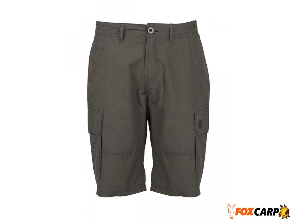 Fox Green Black lightweight cargo short