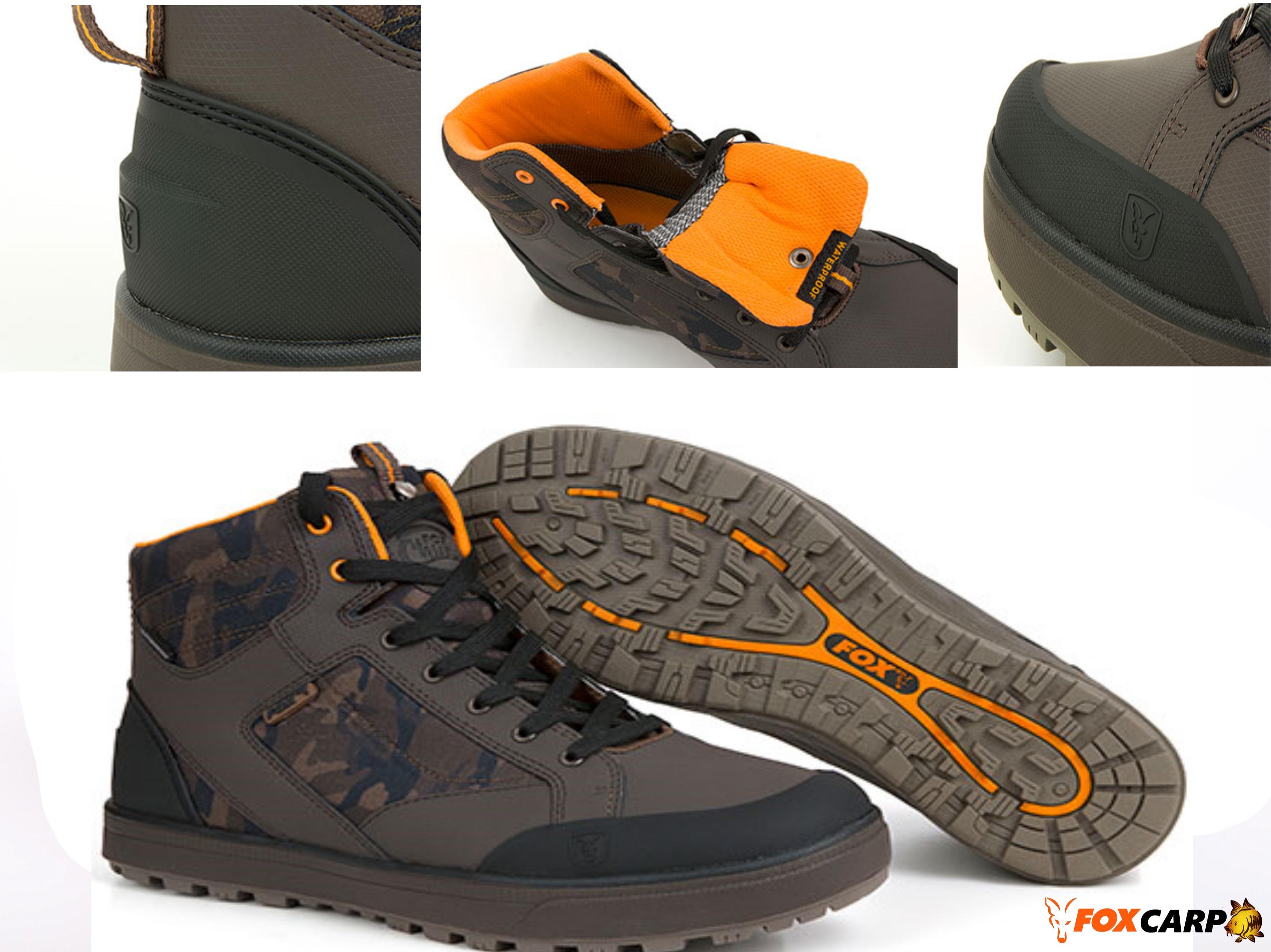 FOX Ботинки CHUNK™ Camo Mid Boots