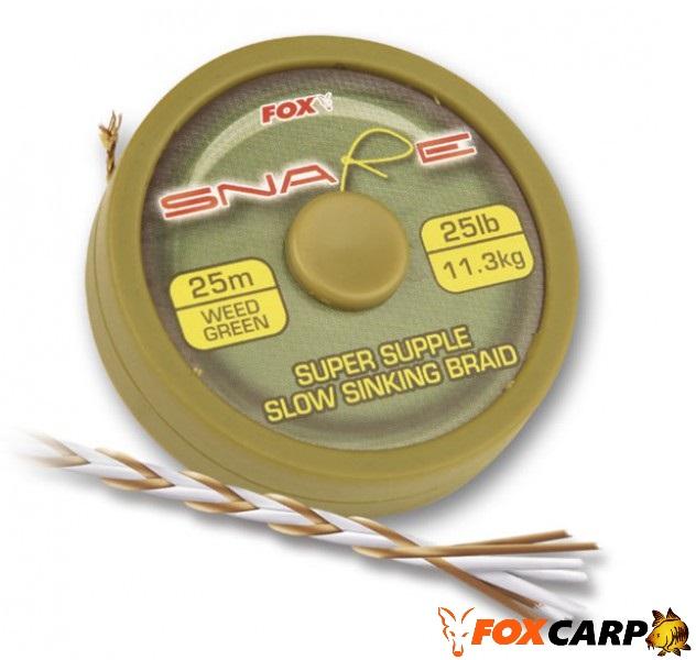 Fox Поводочный плетеный материал SNARE