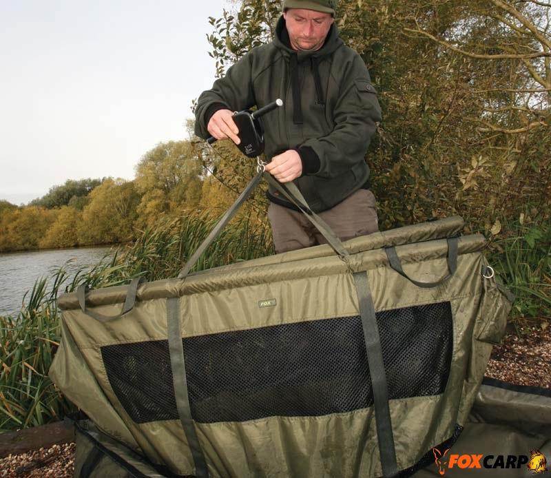 Fox Мешок для взвешивания   STR Floatation Weigh Sling