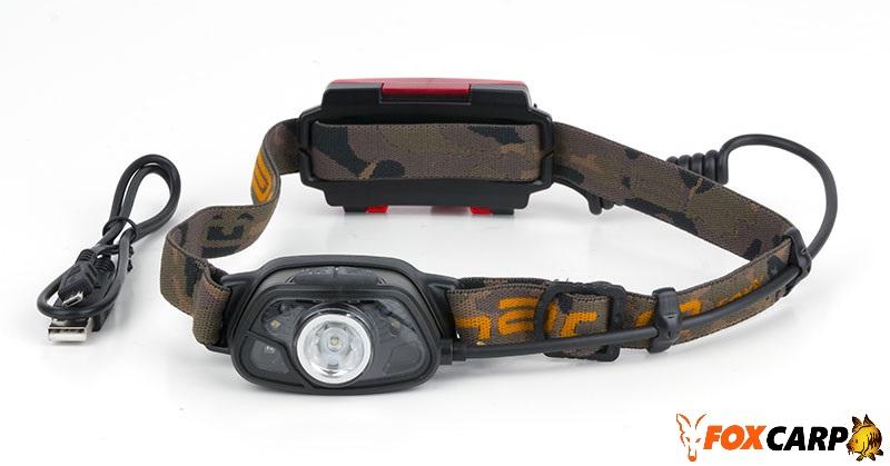 Fox налобный фонарь Halo MS300C Headtorch