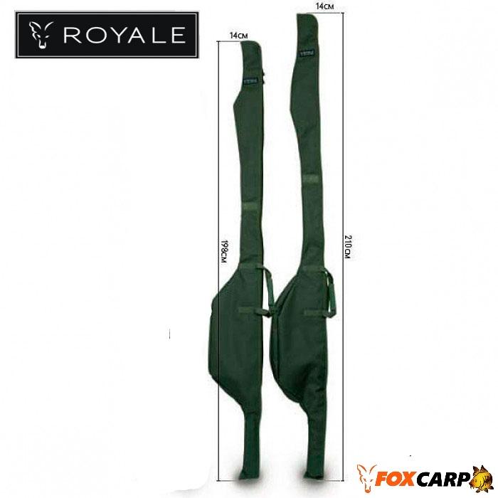 Fox Royale Rod Jacket Одинарные чехлы для удилищ