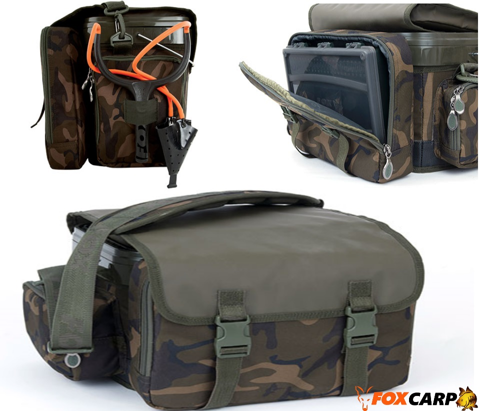 FOX Camolite™ Bucket Carryalls 17L
