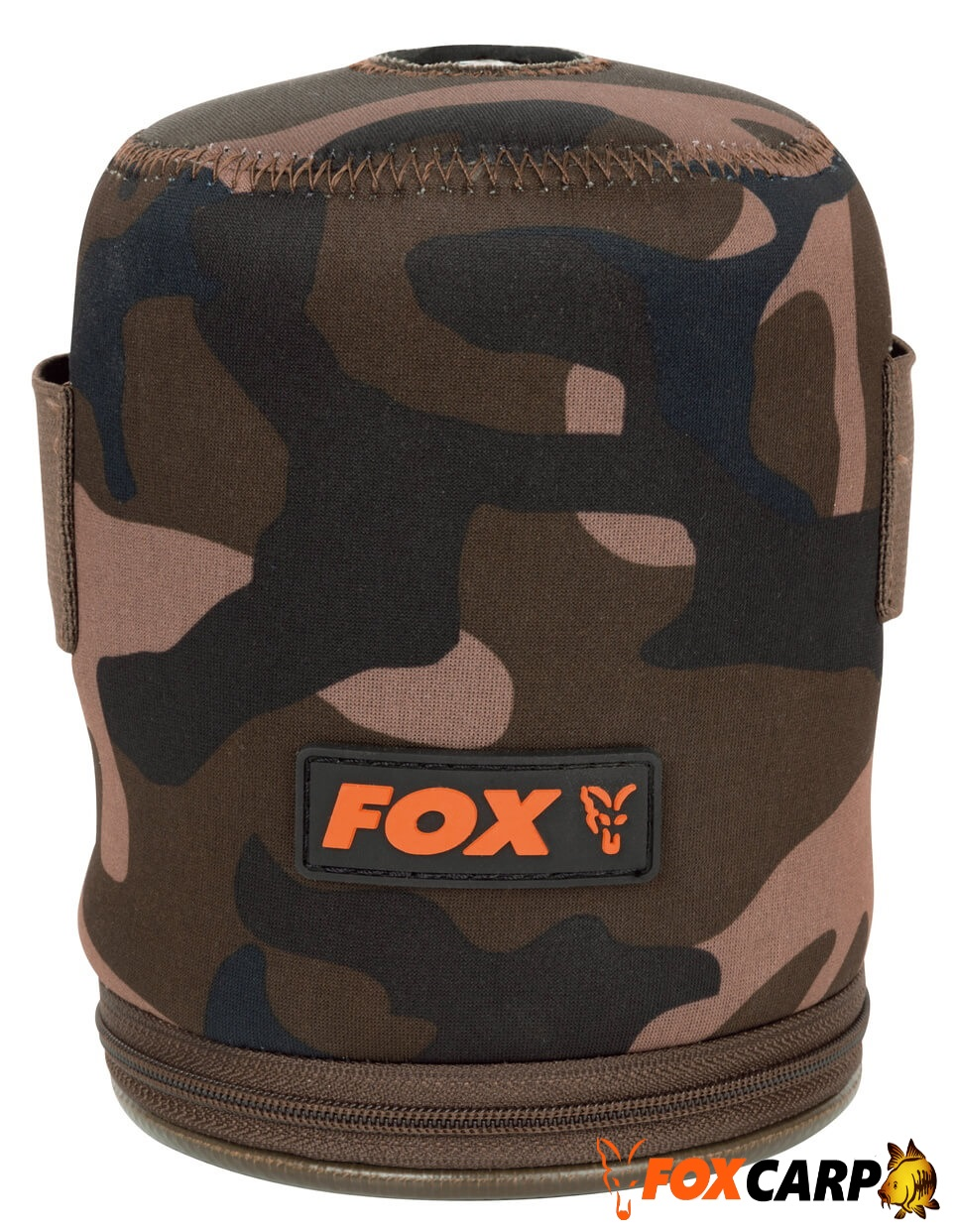 FOX Camo Neoprene Gas cannister Cover