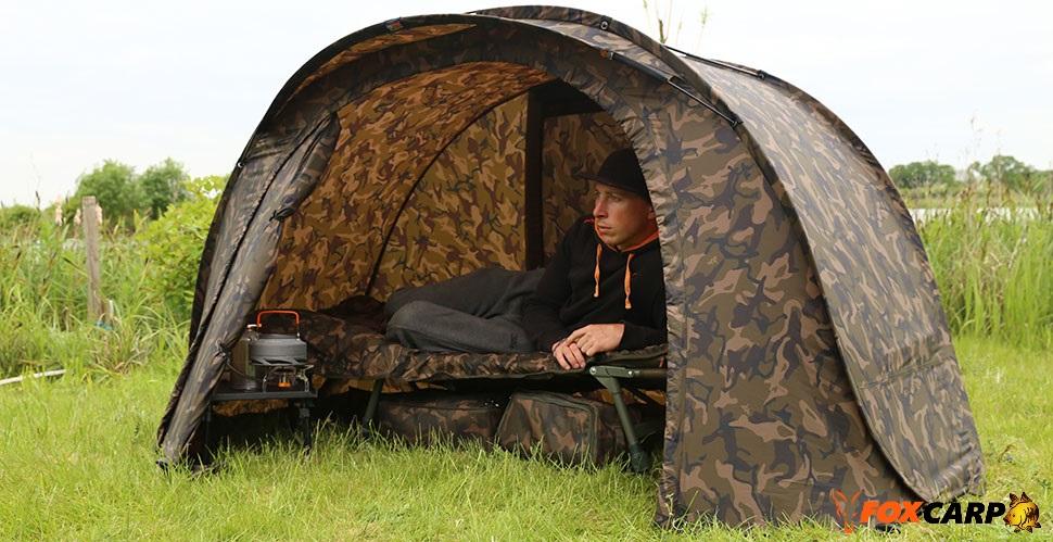 Fox палатка быстрой сборки Easy Shelter Camo