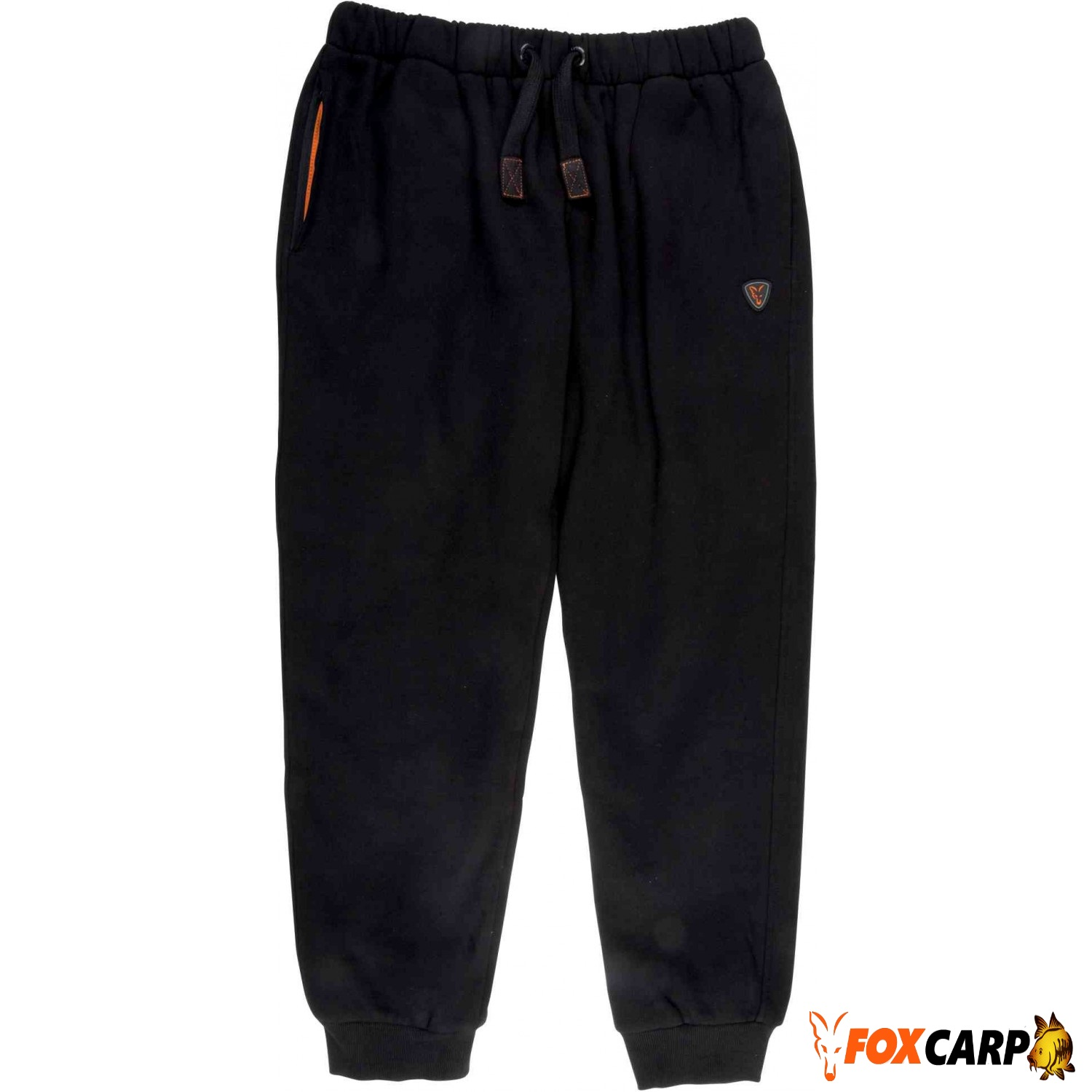 Fox Утепленные штаны Black Orange Heavy Lined Joggers