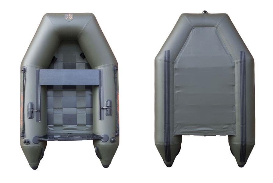 FOX лодка надувная FX200 HARDBACK