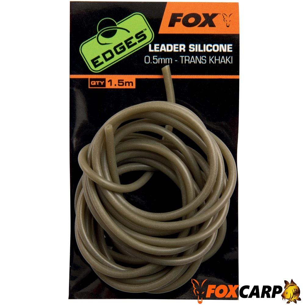 Fox Edges Leader Silicone 0.5mm (силиконовый лидер)