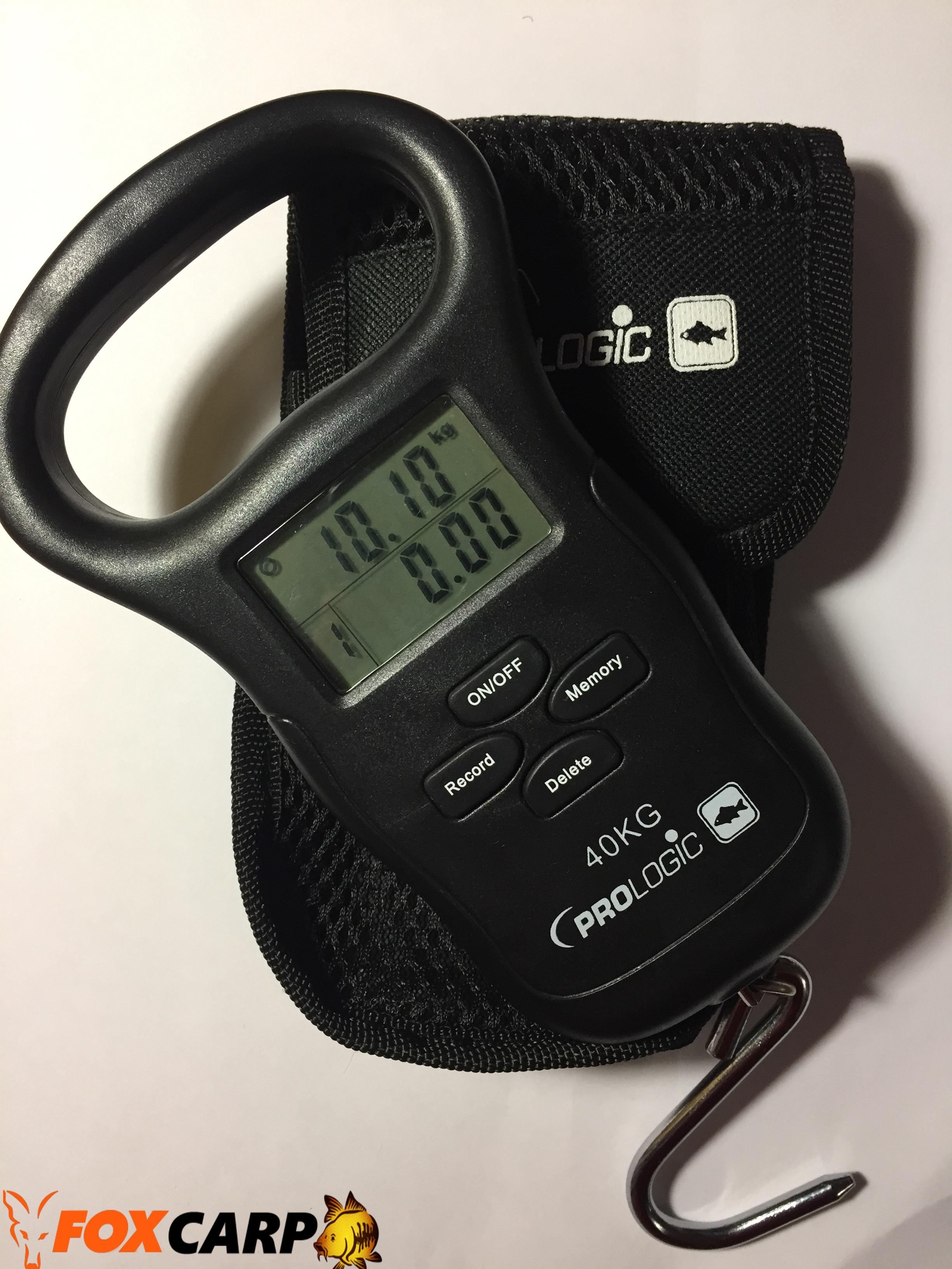 Prologic Весы Commander Digital Scale 40kg