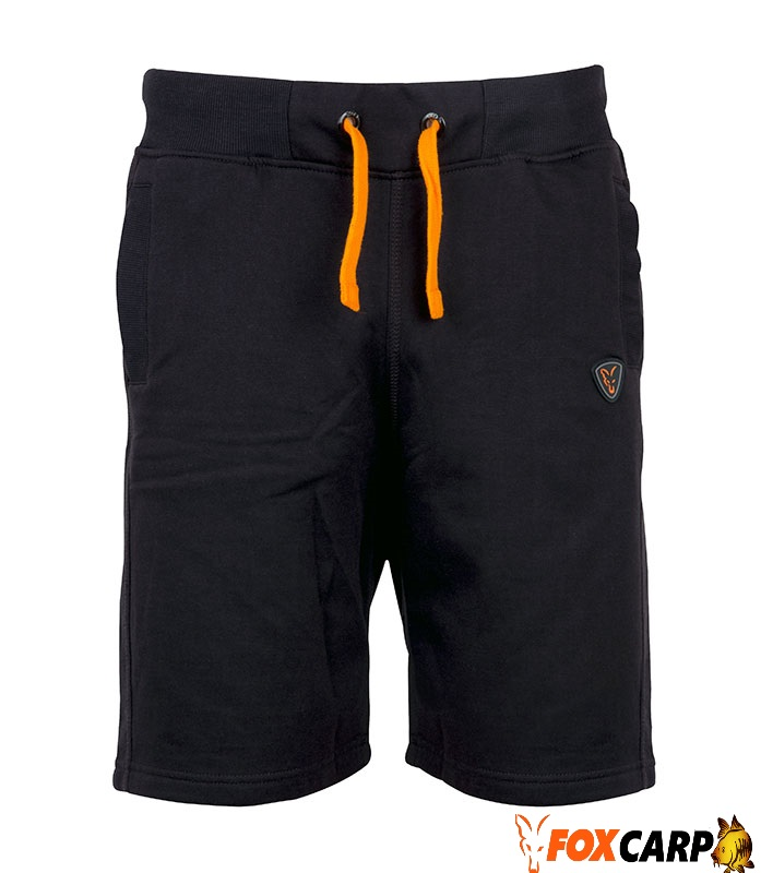 Fox Black Orange Jogger short