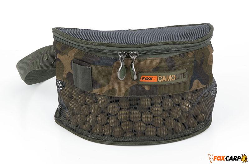 FOX Camolite™ Standard Boilie Bum Bag