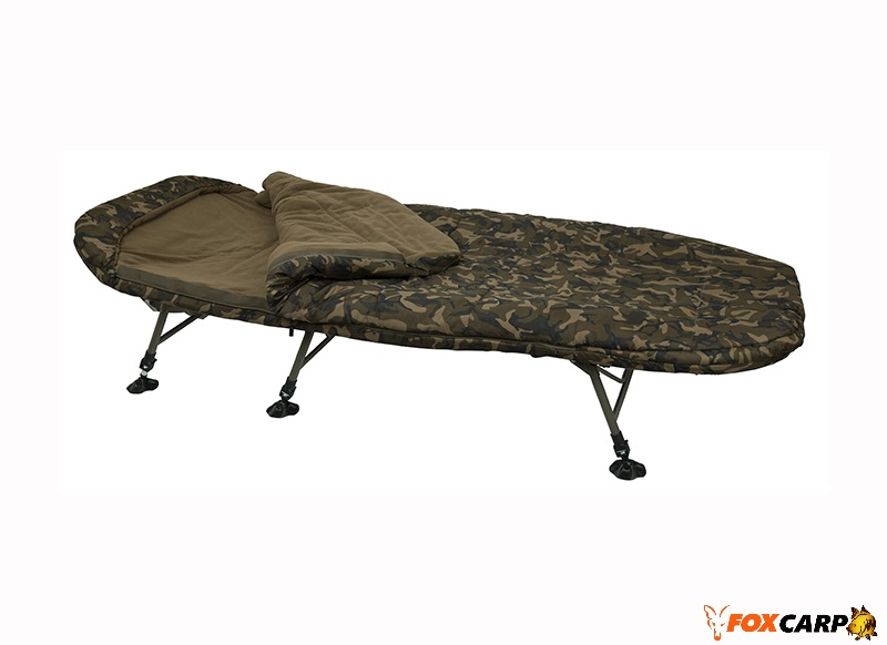 Fox R Series Camo Sleep System (Раскладушка со Спальником)