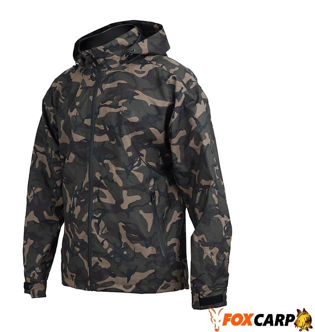 z FOX Водонепроницаемая Куртка Chunk LW Camo RS 10K Jacket