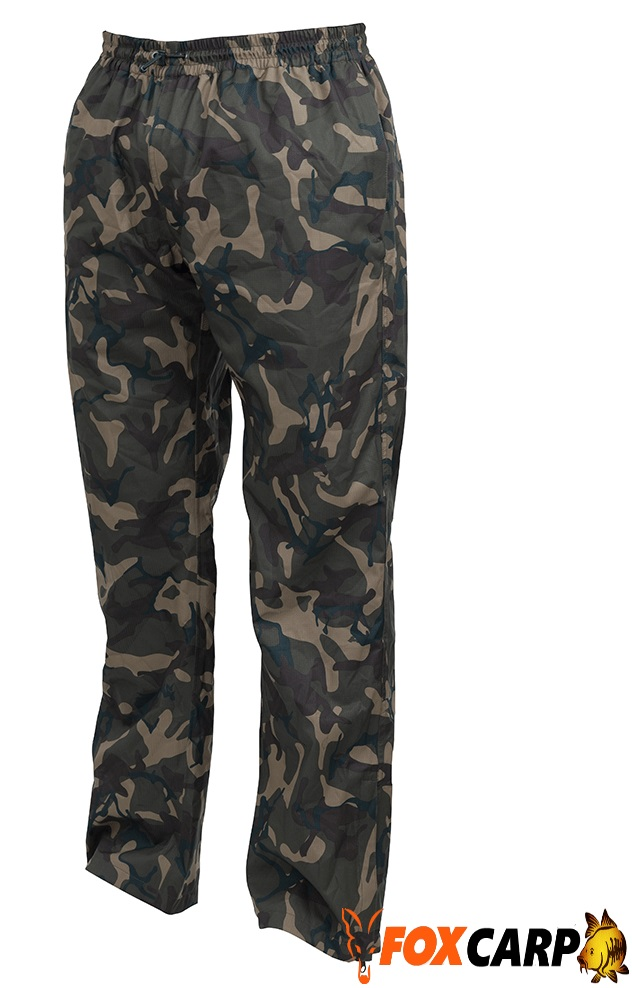 Fox водонепроницаемые штаны Chunk LW Camo RS 10K Trouser