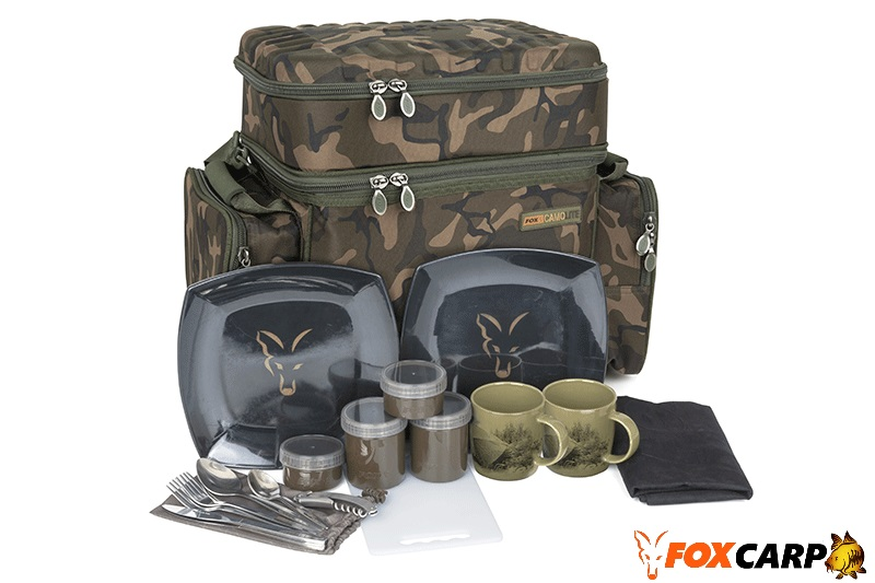Fox Camolite 2 Man Cooler (Сумка холодильник — кухня)