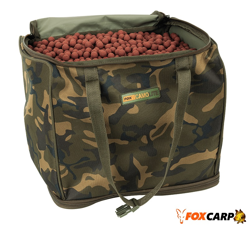 Fox Camolite Bait/Air Bag Large