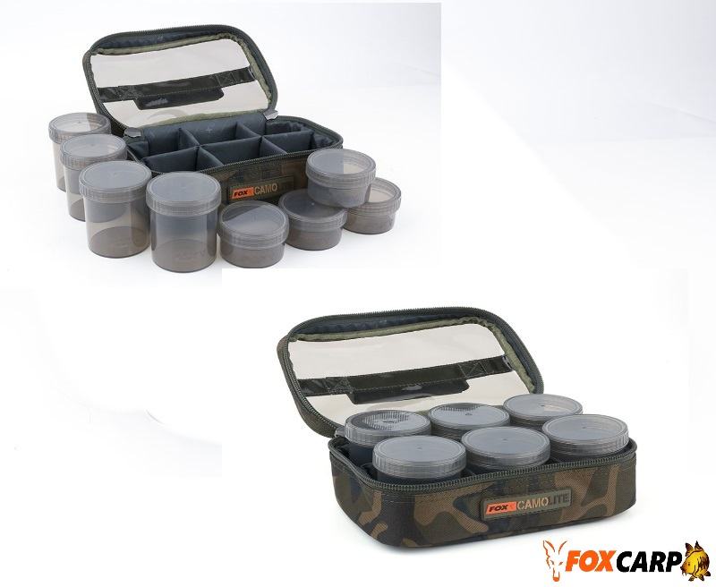 FOX сумки  Camolite Glug Pot Case