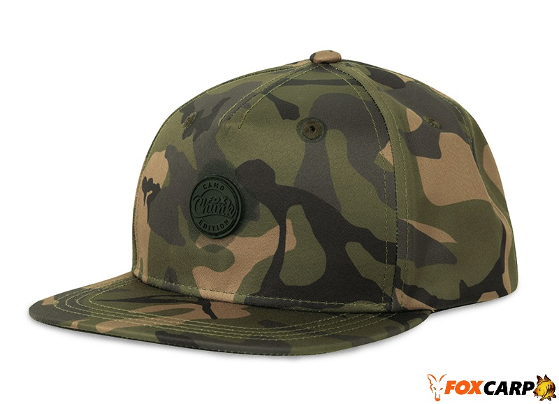 FOX Camo Edition Snapback Cap