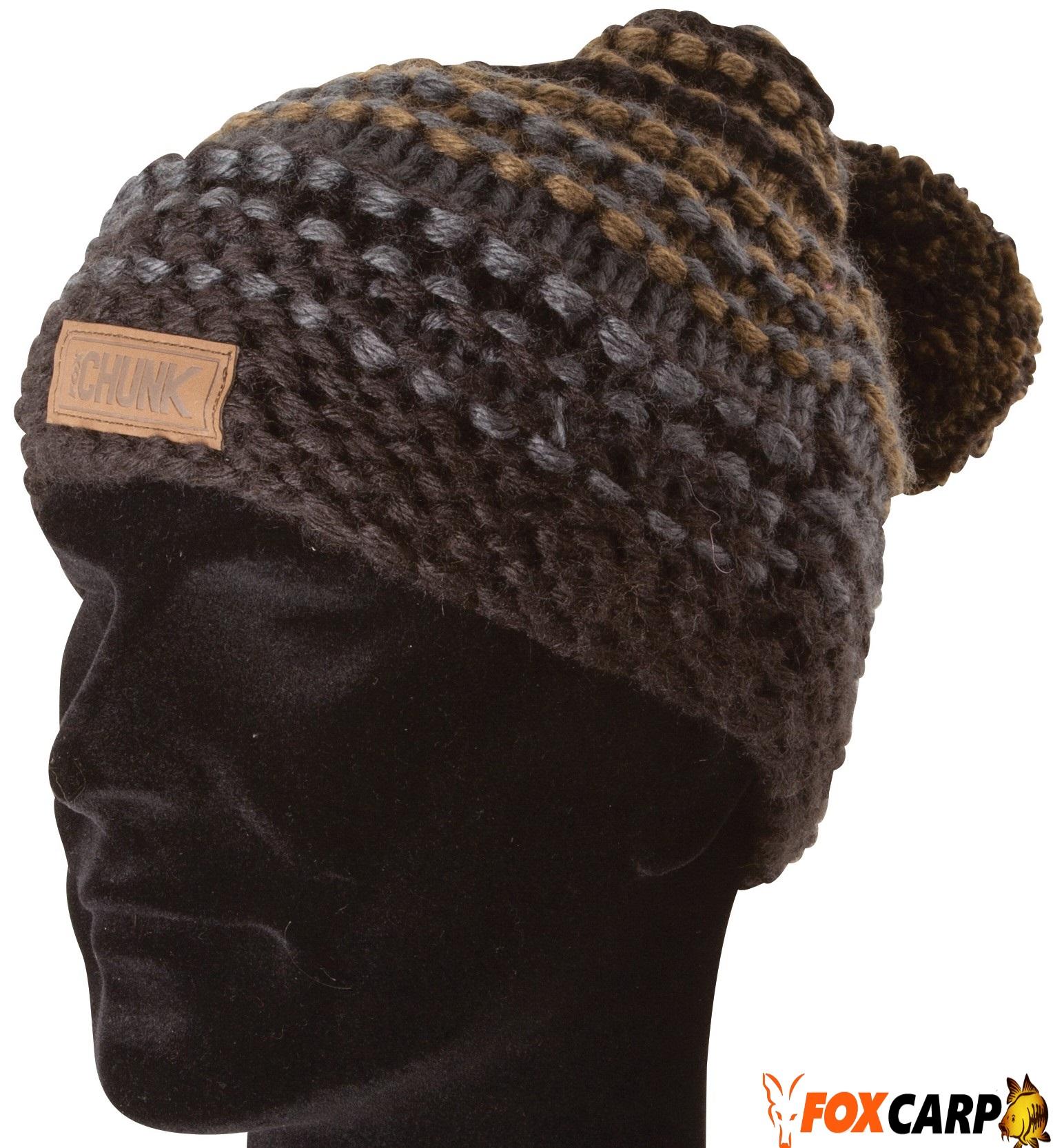 Fox Шапка CHUNK Heavy Knit Beanie