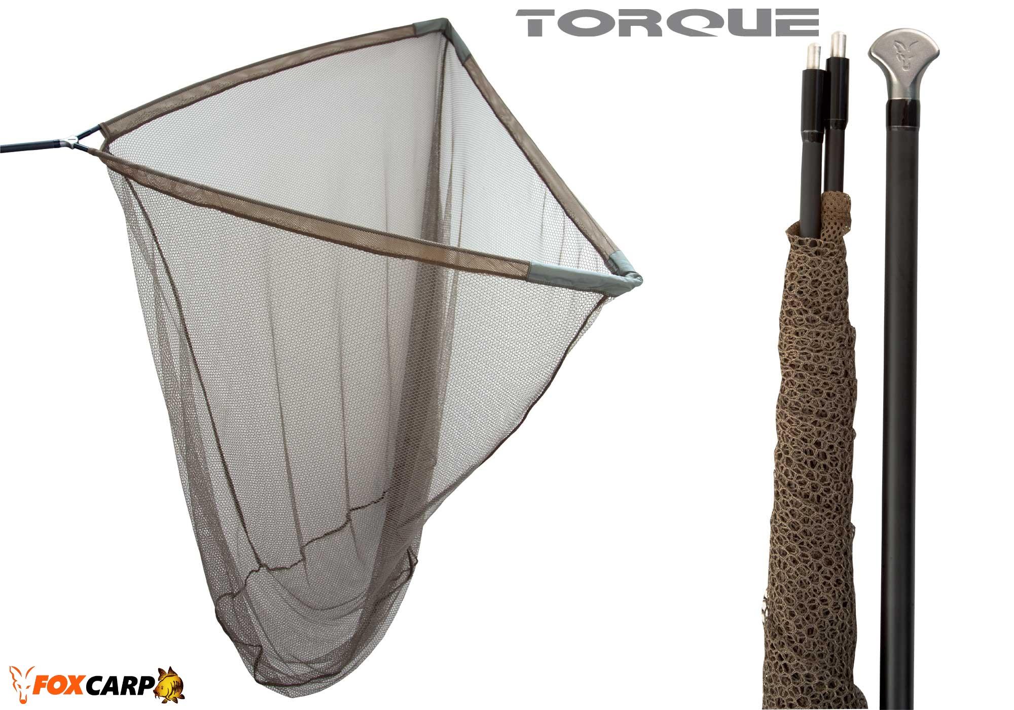 z Fox подсак Torque Landing Net NEW