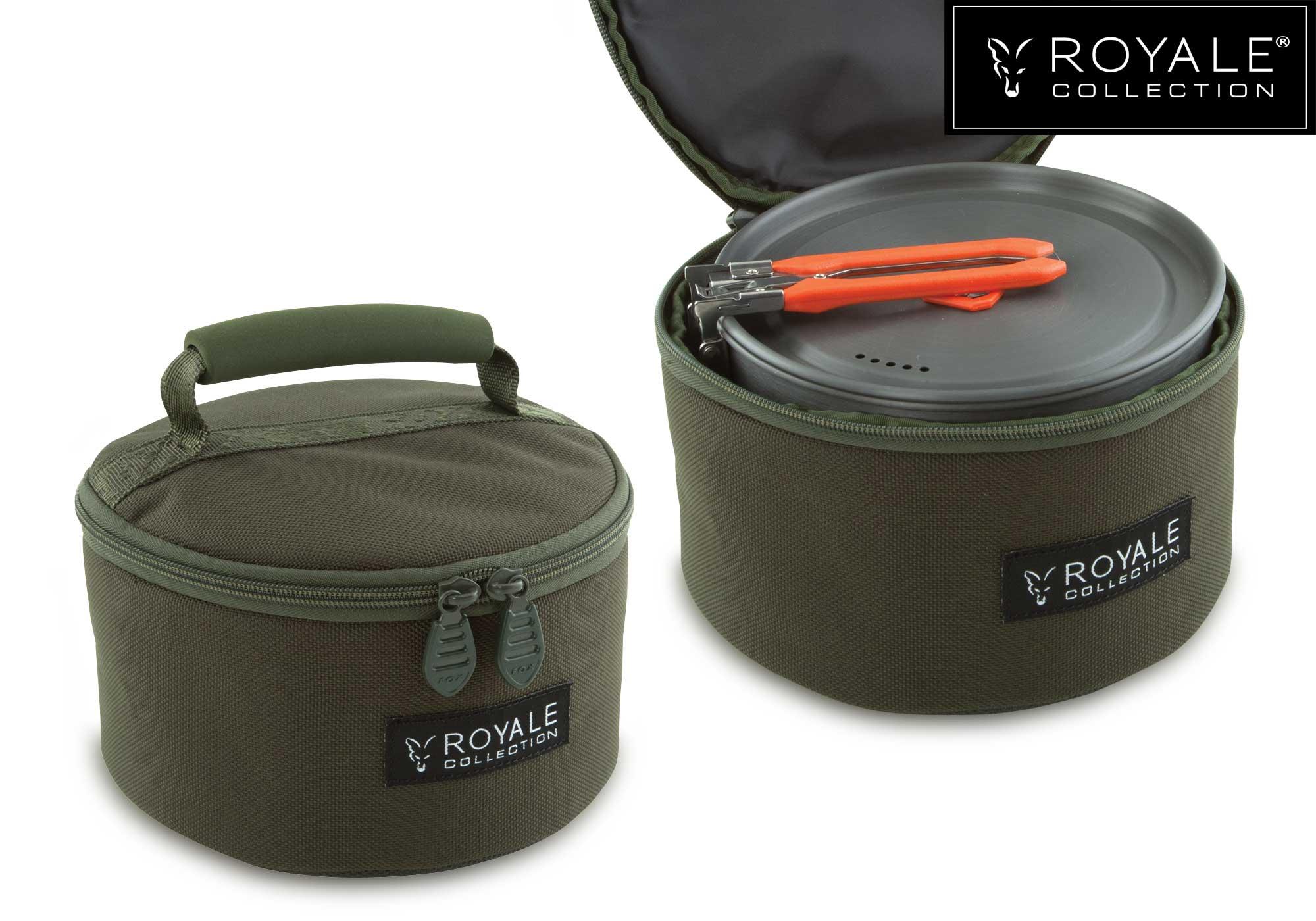FOX Сумка для посуды ROYALE® COOKSET BAGS  3pc Cookset