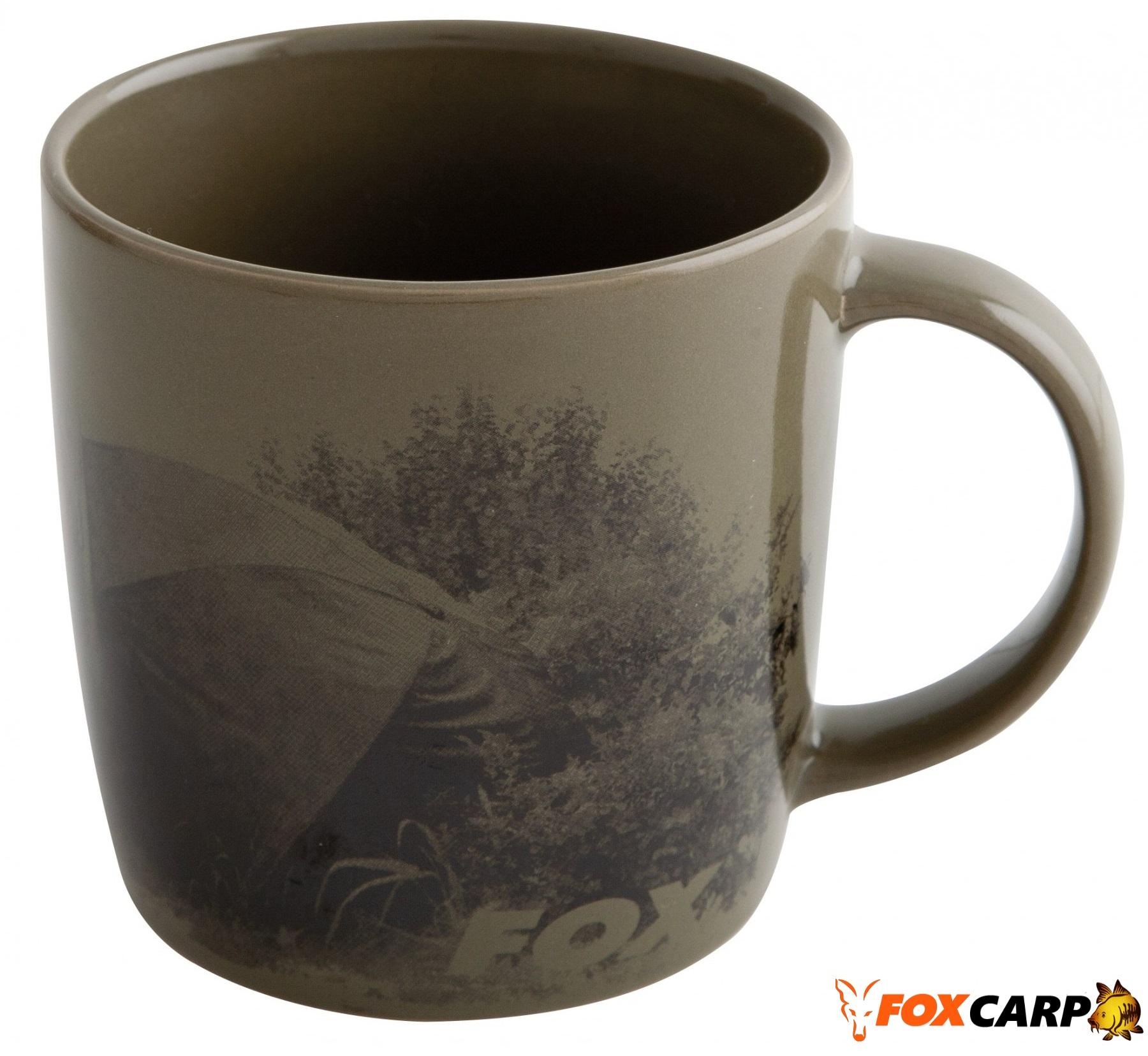 FOX  'Scenic' Ceramic Mug