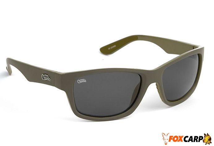 Fox Chunk (очки поляризационные Хаки с Серыми линзами)