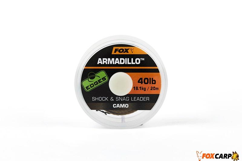 Fox Armadillo Camo Shock and Sneg Leade