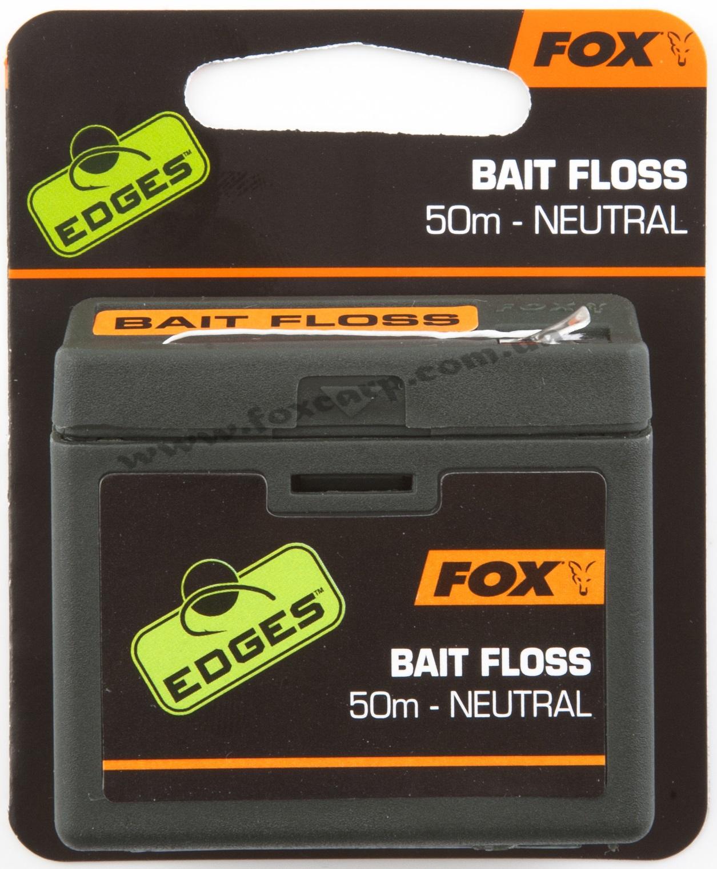 Fox Нить для бойлов — EDGES Bait Floss 50 м.