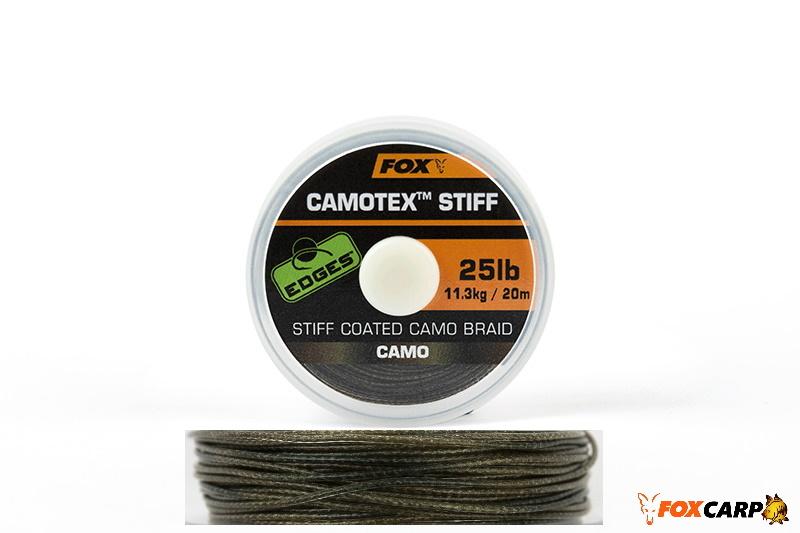 Fox Camotex Stiff Coated Camo
