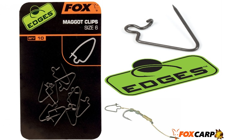 Fox EDGES™ Maggot Clip