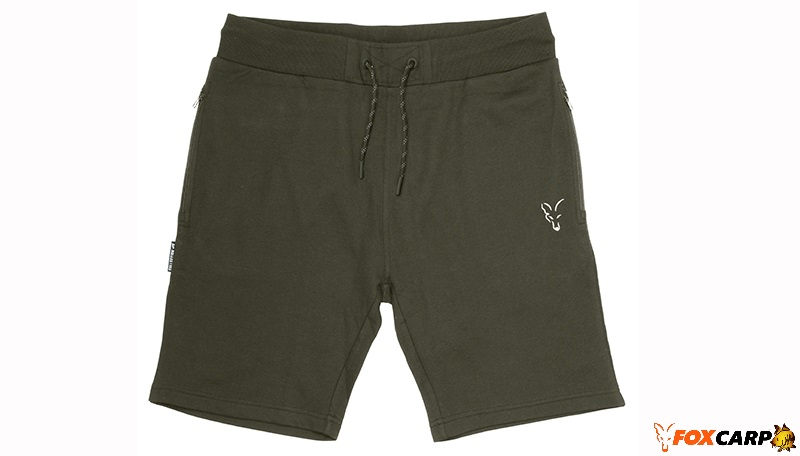 Fox   Collection Green & Silver Lightweight Joggers Short