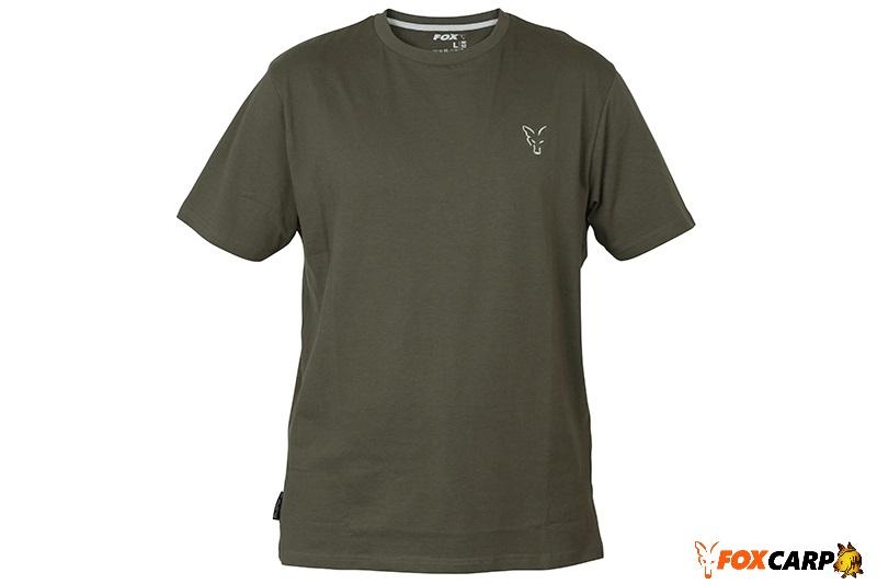 Fox Футболка  Collection Green & Silver T-shirt