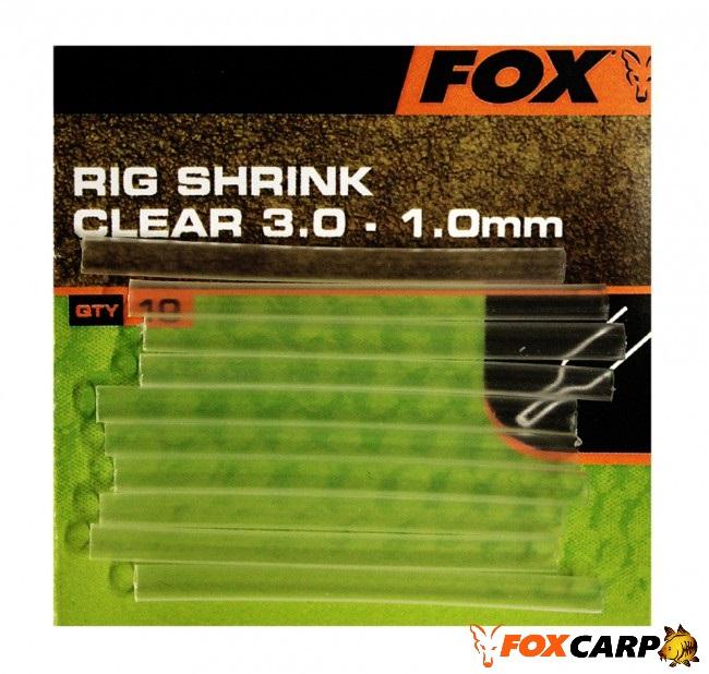 Fox Термотрубки Rig  Shrink