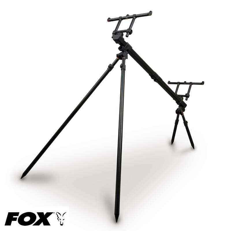 FOX Род- под Sky Pod (4-rod Version) including Carry Case
