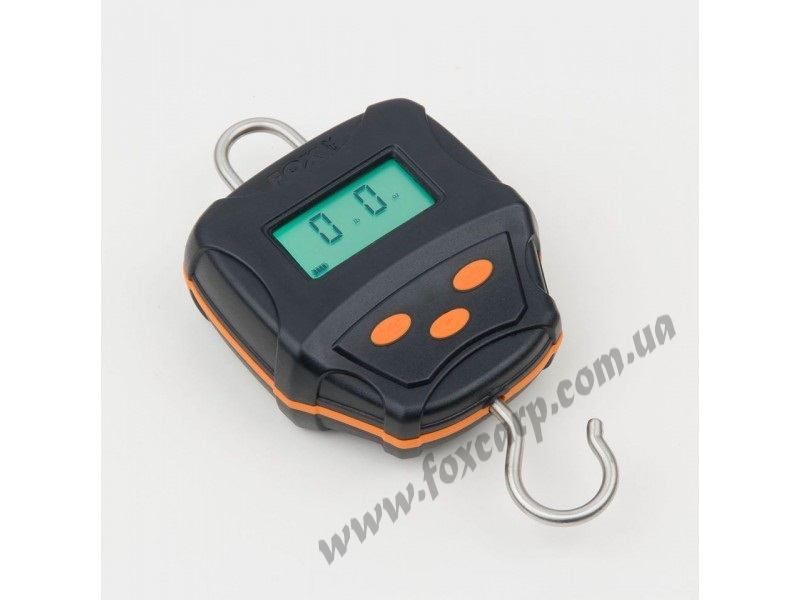 FOX Весы DIGITAL SCALES  60kg/132lb