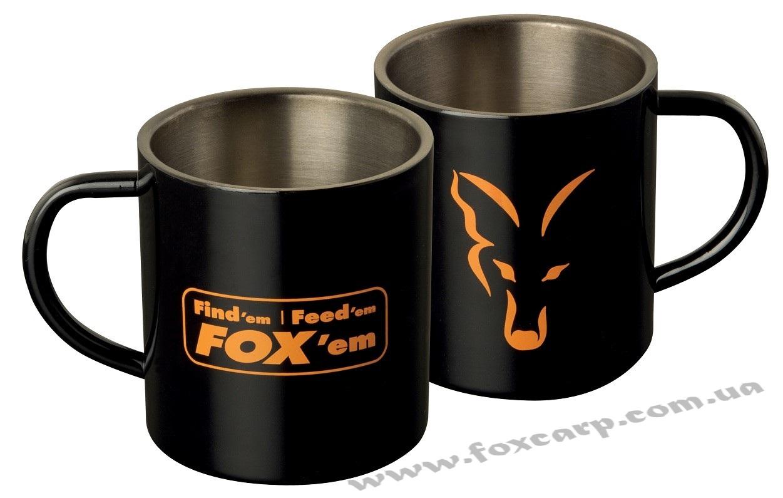 Fox кружка Stainless Steel 400ml Mugs