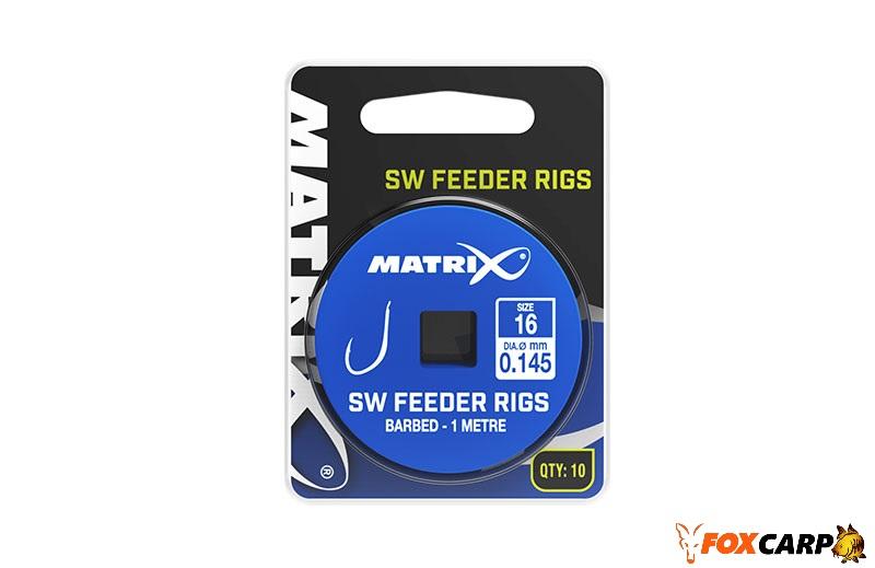 Matrix 1m SW Feeder rigs(готовые поводки)