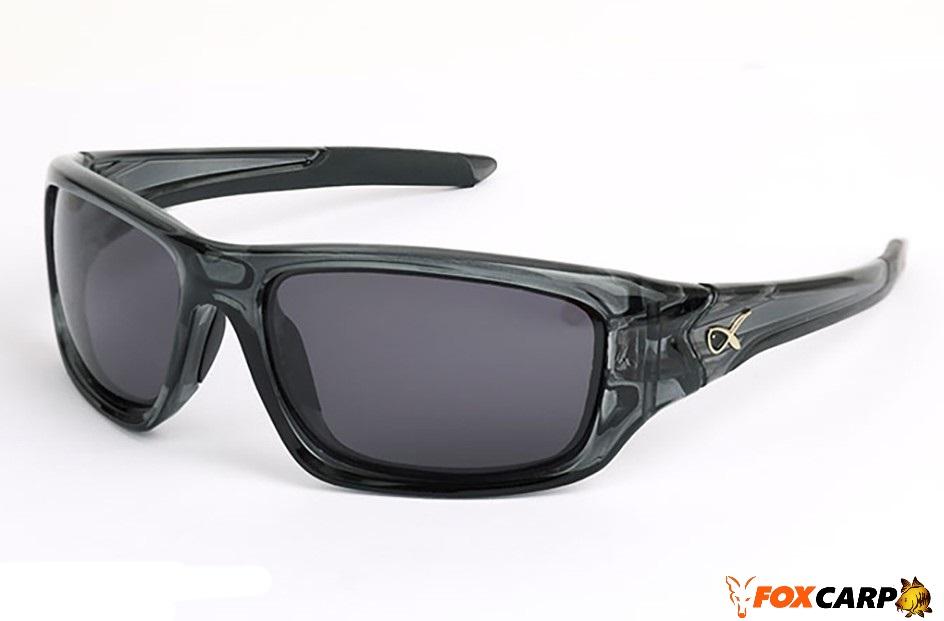 Matrix Trans Wraps Grey Lense (поляризационные солнцезащитные очки)