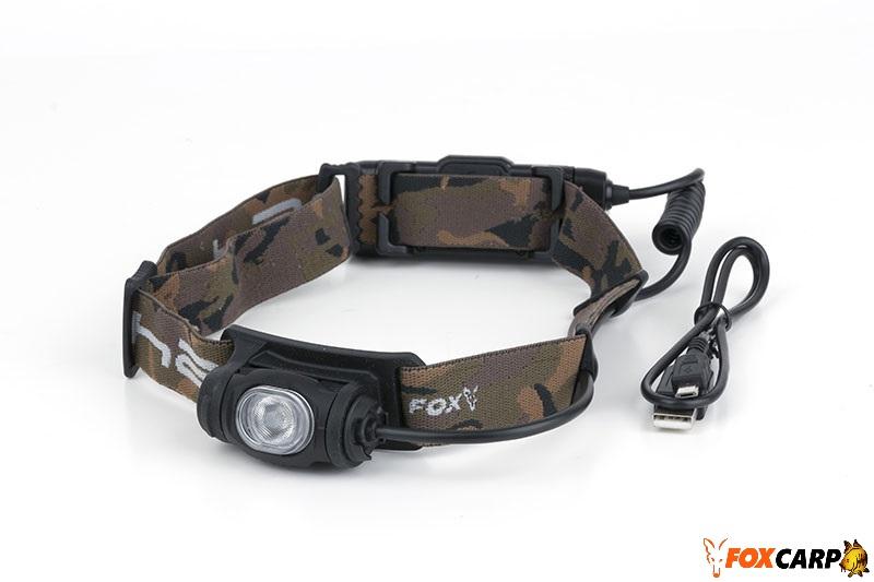 Fox налобный фонарь Halo AL350C Headtorch