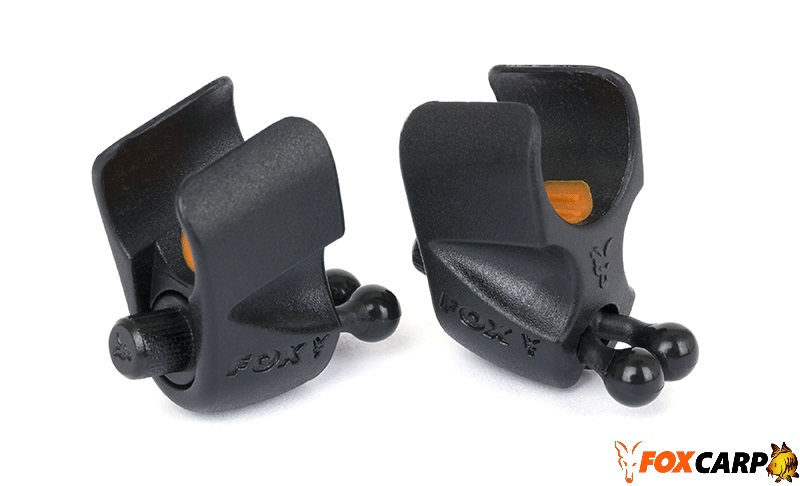 FOX Black Label Adjustable Rod Clip(клипса для лески)