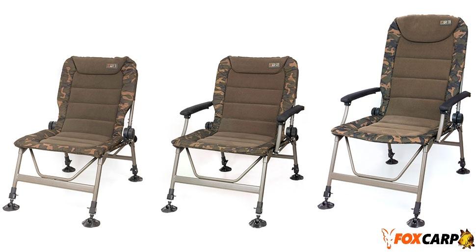 Fox R Series Camo — Кресло
